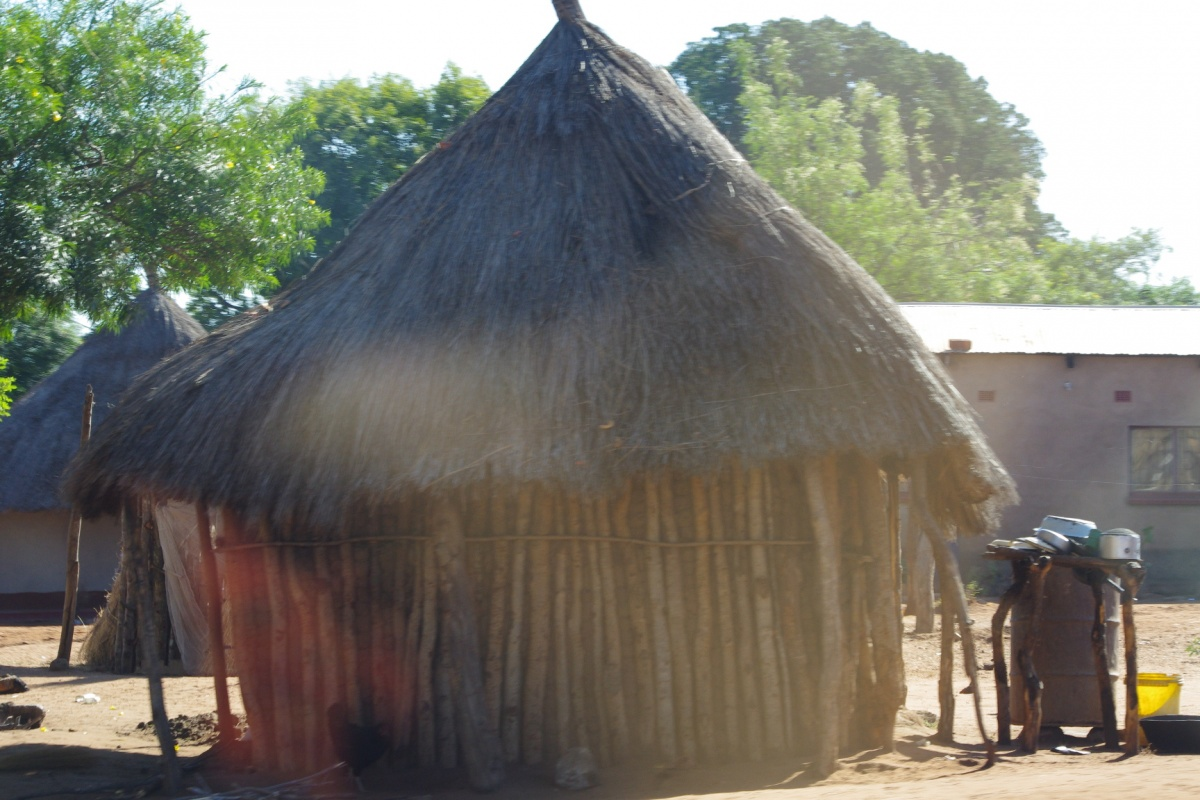 乾季を持つザンビアの暮らしの工夫
