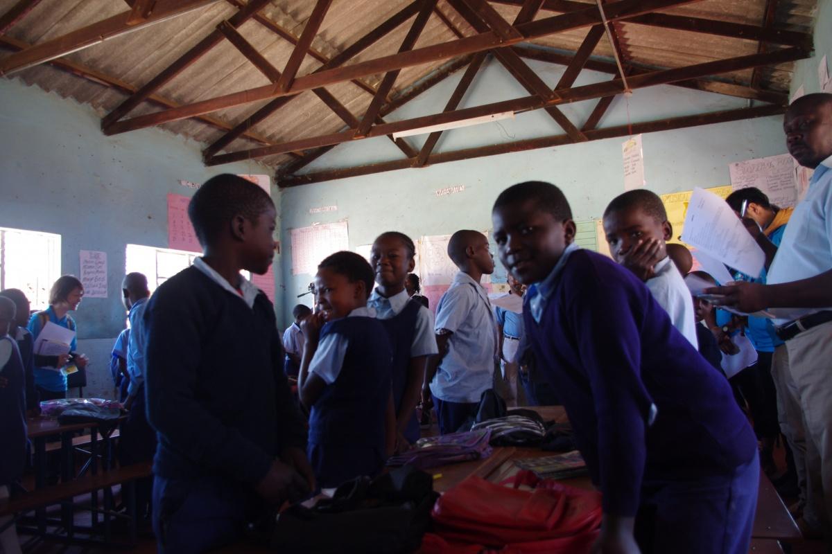 発展途上国、ザンビアの教育事情