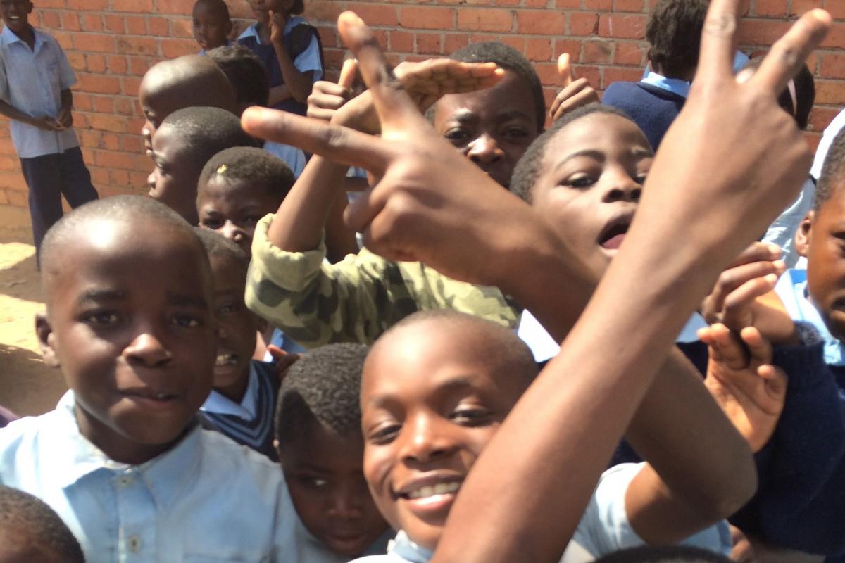 ザンビアからみたアフリカ州