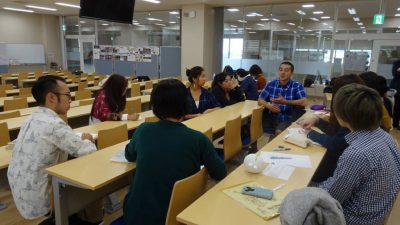NGO相談員って何だろう? Silencio Roto 16 Nikkeis in 沖縄