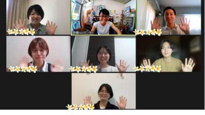 名桜大学からインターン生が来てくれました!